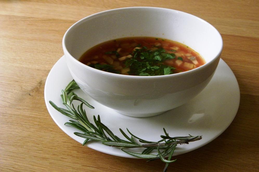 Zondagse soep in veel versies