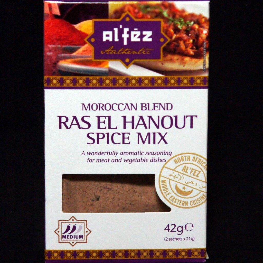 Het raadsel van Ras el Hanout