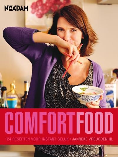 Comfort food Janneke Vreugdenhil