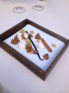 losgeslagen appeltaart De Librije