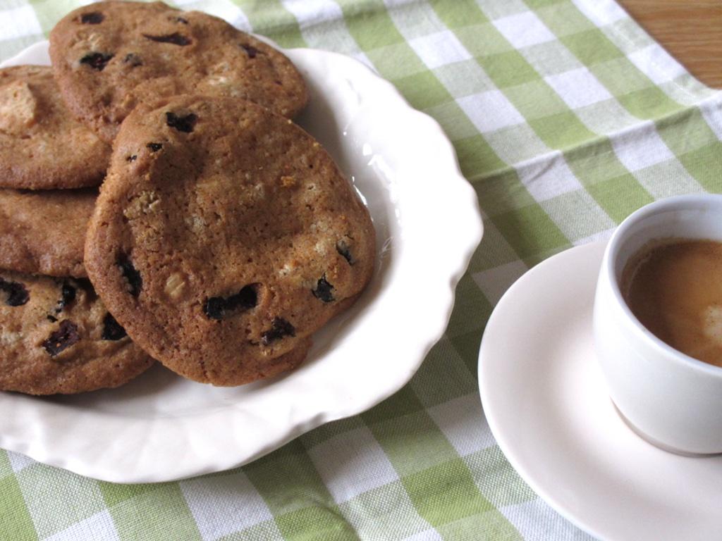 Chocolate chip cookies met cranberry's