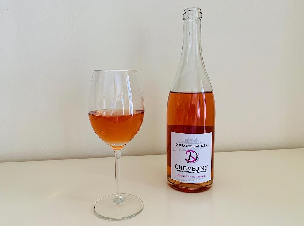 Cheverny rosé Domaine Sauger