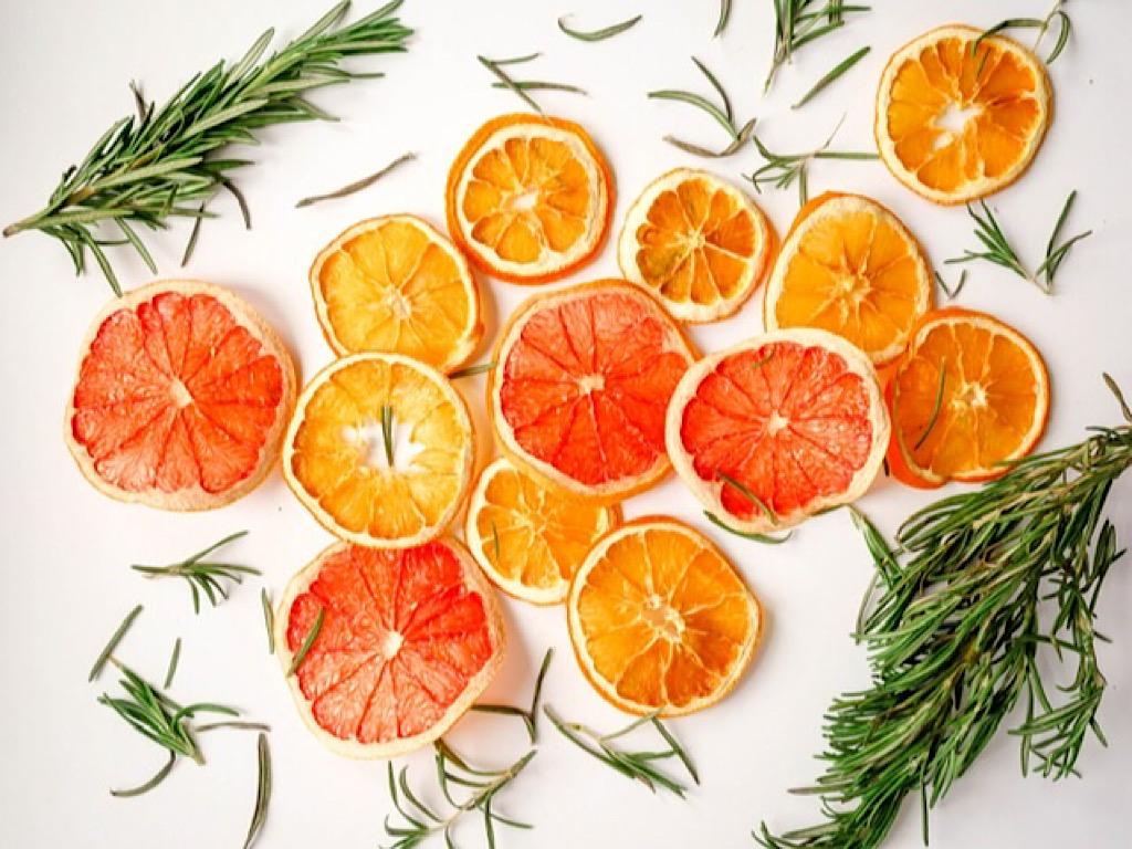 Sinaasappelkoekjes