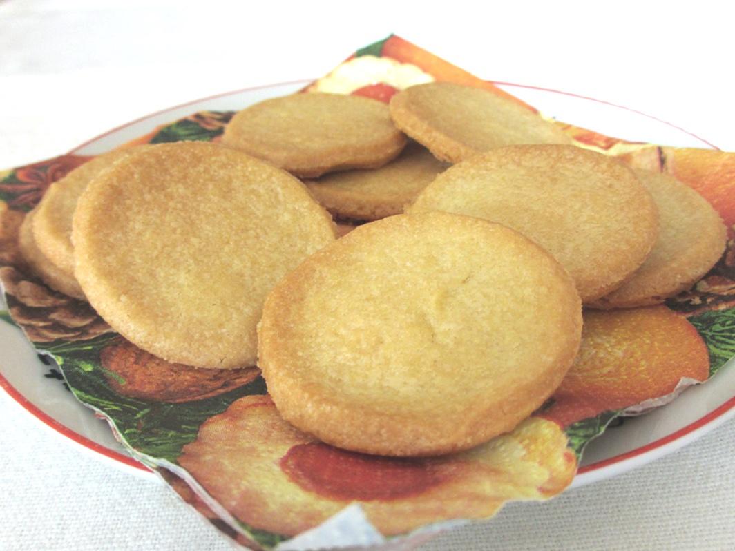 Bretonse koekjes met gezouten roomboter