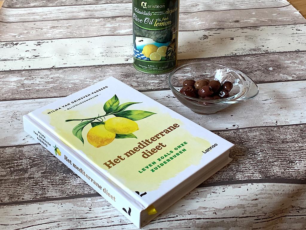 Het mediterrane dieet als gezonde levensstijl