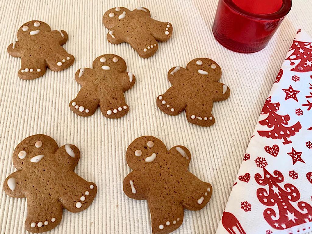 Gingerbread koekemannetjes