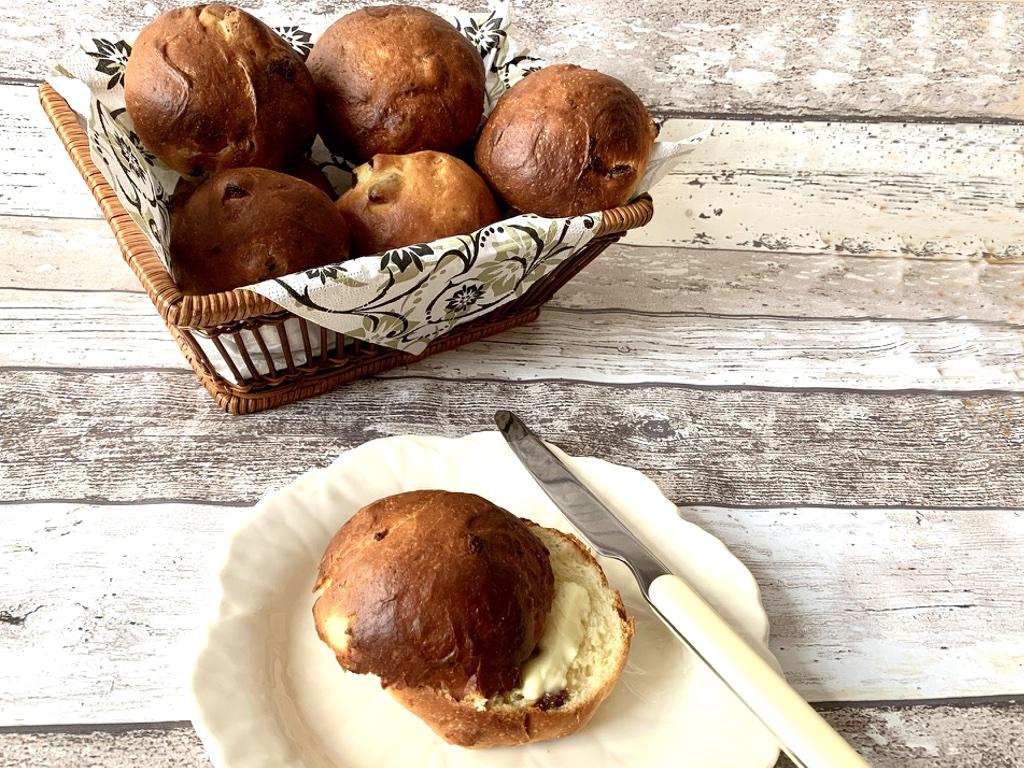 Kwarkbroodjes à la Rutger van den Broek