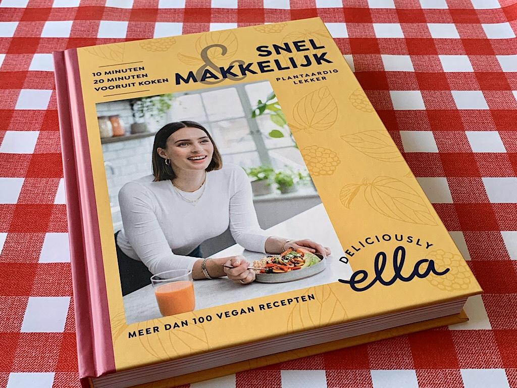 Deliciously Ella snel en makkelijk plantaardig koken