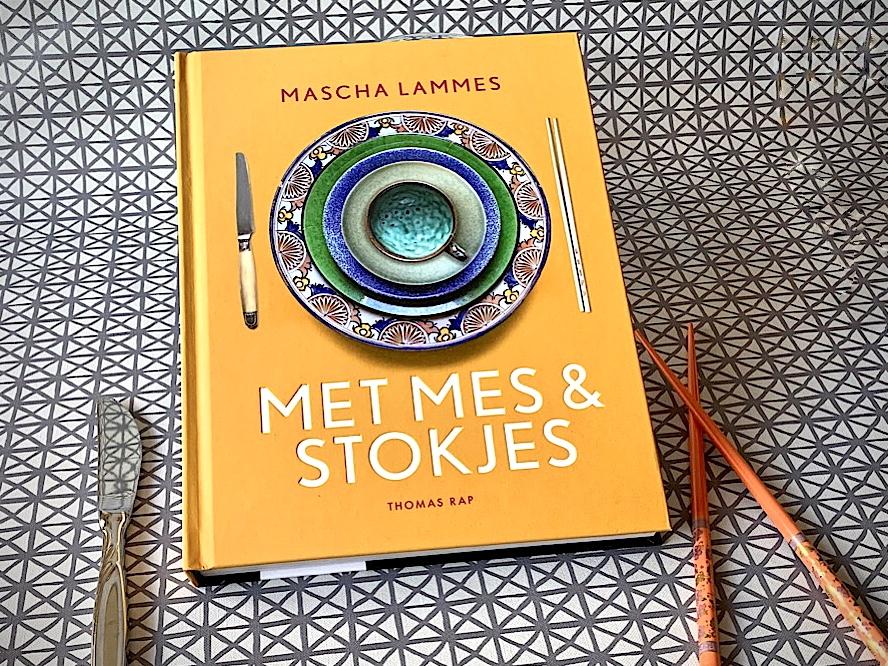 Winactie en review Met mes & stokjes kookboek